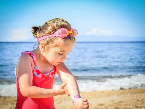 Risk of Sun Stroke in Children
