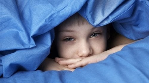 common sleep disorders in children