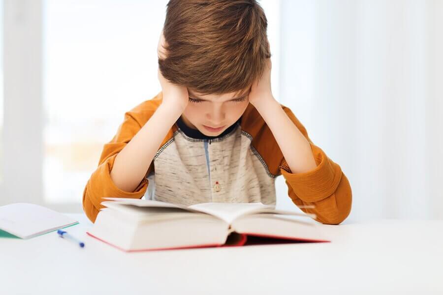 5 Reading Problems in Children