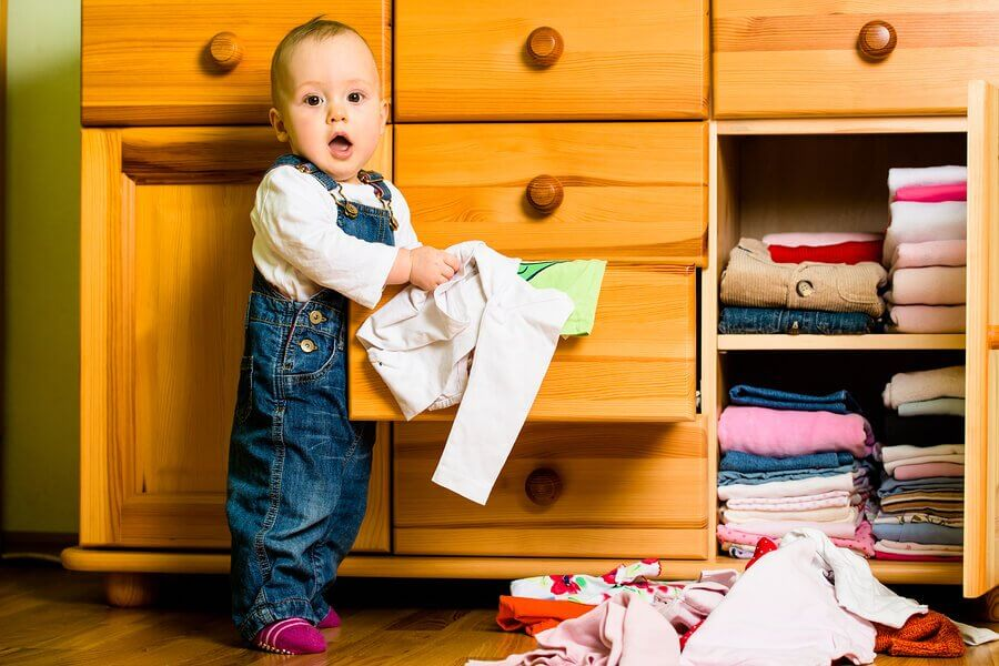 6 Types of Dressers for Babies