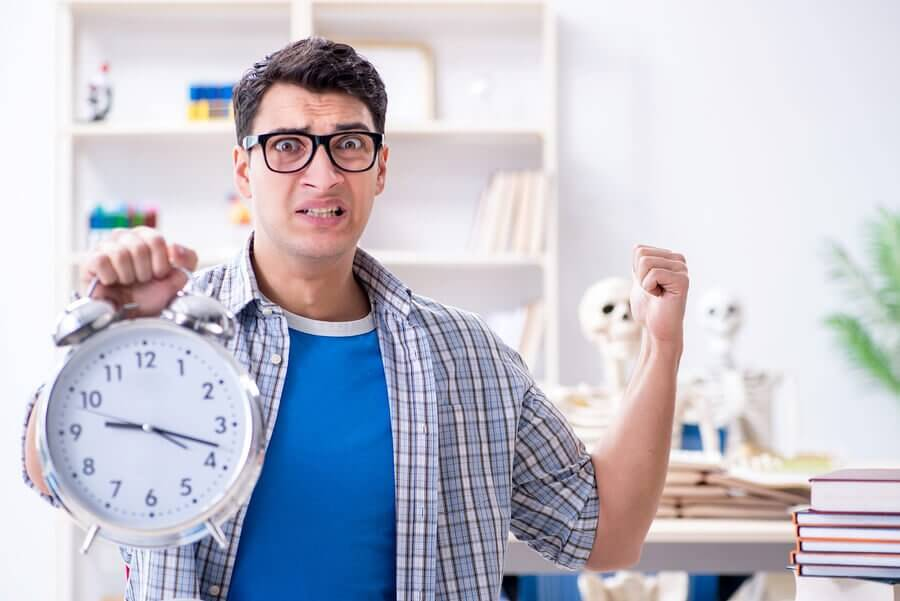 The Biological Clocks of Men