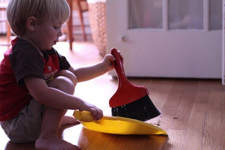 Allowing Children to Do Things for Themselves