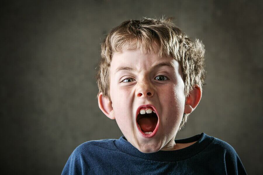 Why Children Scream: How to Act in Such a Situation?