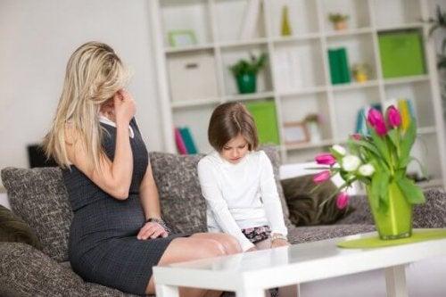 7 Frequent Mistakes When Raising Children
