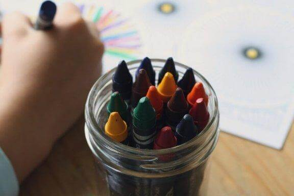 How to Interpret Colors in Children's Drawings