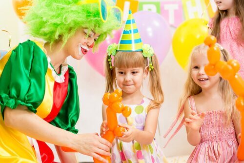 Theme parties for children are great for both kids and adults.