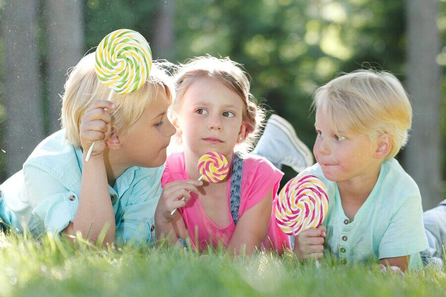 Should You Give Gummy Candy to Your Children?