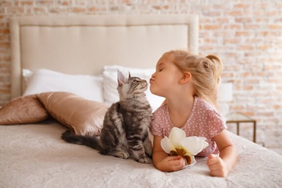 6 Child-Friendly Pets for Your Family