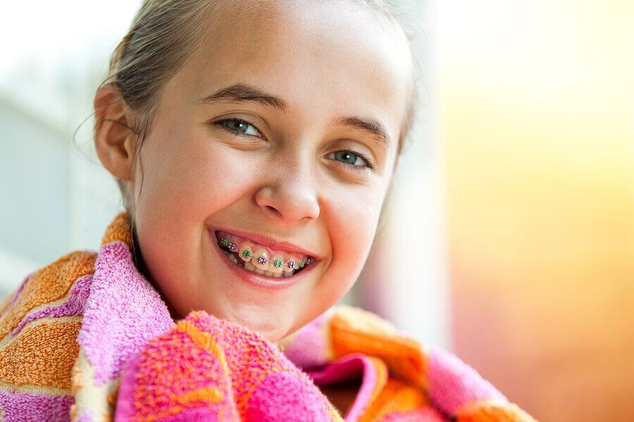 Recommendations for Children with Braces