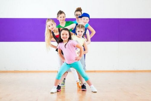 The Benefits of Aerobics for Children