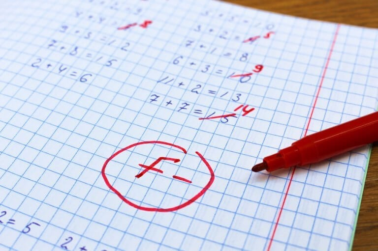 What to Do if Your Child Gets Bad Grades