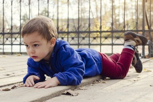 What to Do if Your Child Scrapes Himself
