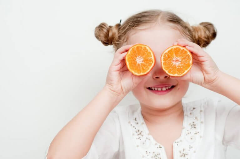 What Are the Key Nutrients in a Child's Diet?