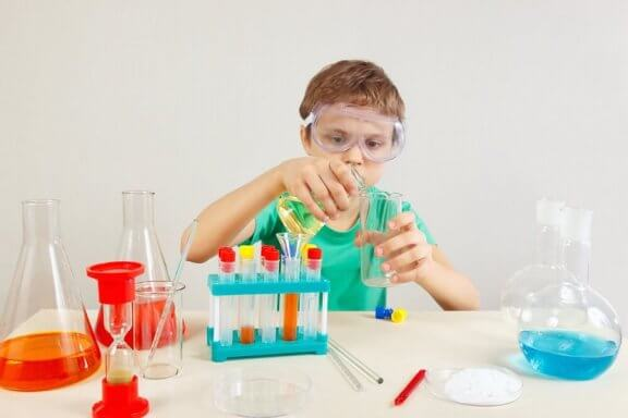 4 Science Experiments for Children