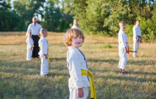 Benefits of Kung Fu for Children
