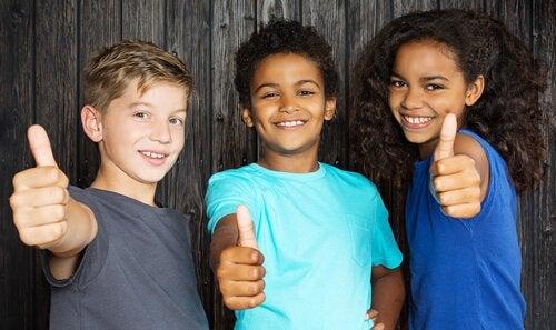 Long-Term Benefits of Childhood Friendships
