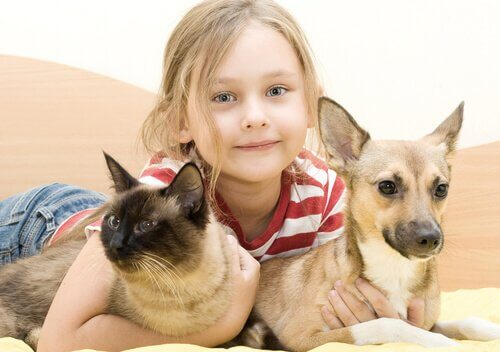 Advantages of Children Having a Pet