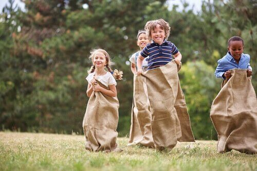 4 Recess Games for Kids