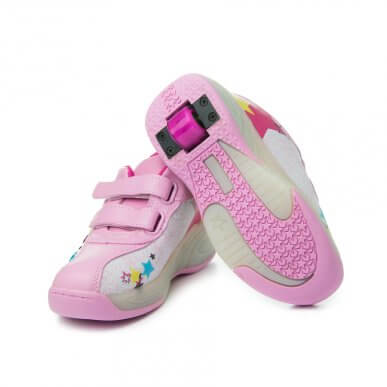 Shoes with Wheels (Heelys): Yes or No?