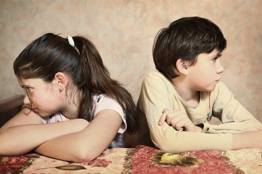 What Can Parents Do When Children Fight All the Time?