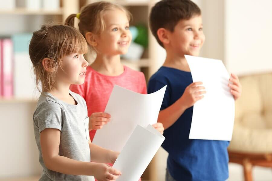 How to Help Children Overcome Their Fear of Public Speaking