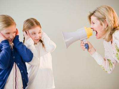 My Child Is Always Yelling: What Can I Do?