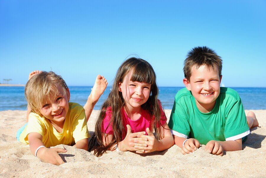 Changes in Children's Routines in the Summer