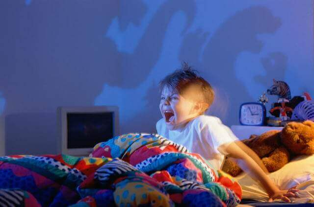 What to Do if Your Children Have Nightmares