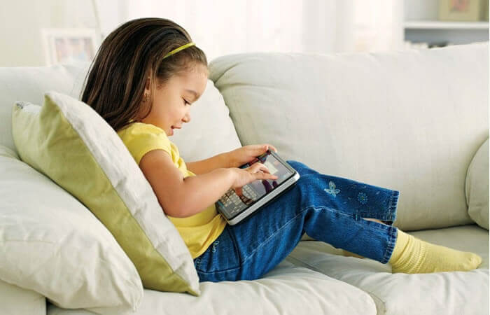 Tips to prevent a sedentary lifestyle in children