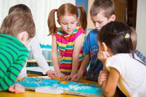 Developmental Activities for Preschool Aged Children