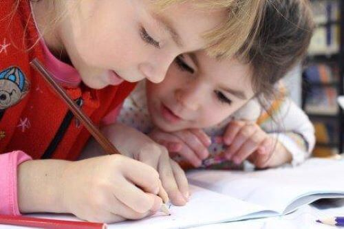 5 Exercises to Improve Children's Handwriting