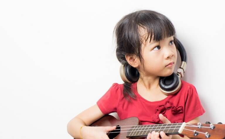 The Benefits of Playing an Instrument During Childhood