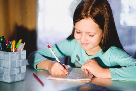 5 Exercises to Improve Children's Handwriting