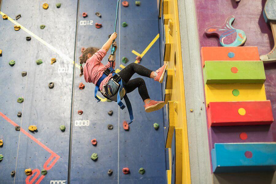 Wall Climbing for Children: A Parent's Guide