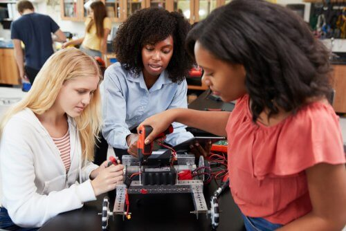 STEM Women: Why We Need More of Them