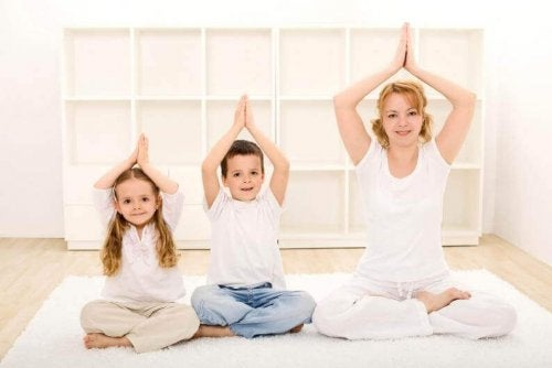 5 Simple and Fun Yoga Poses for Kids