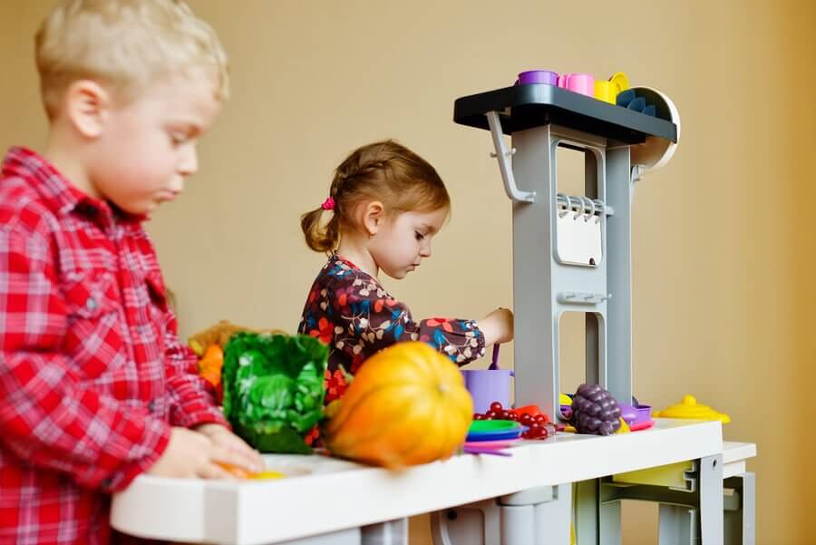 Toy Kitchens and Their Appeal in Childhood