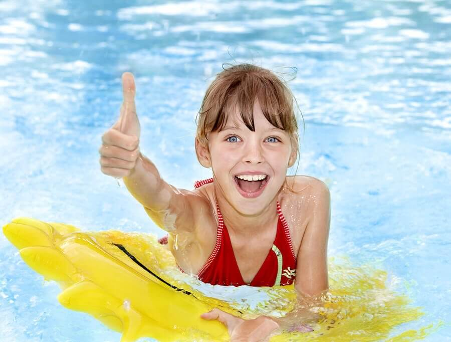 Taking Children to the Pool: Necessary Precautions