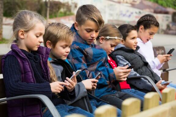 Technological Diseases in Children: What to Know