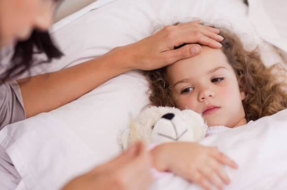 How to Naturally Check for a Fever in Children