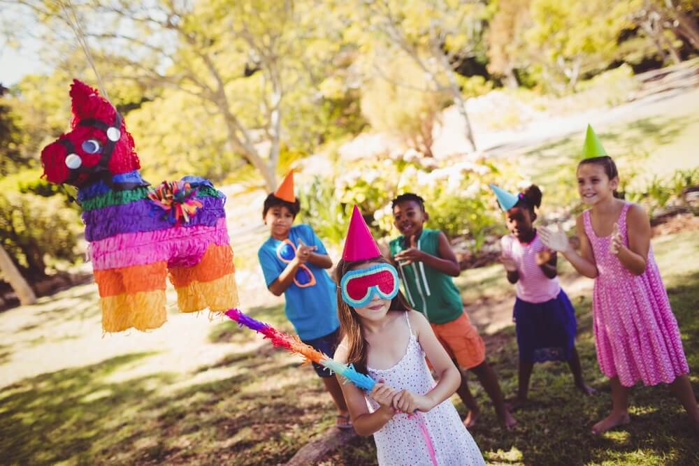 Easy Games for Kids' Birthday Parties