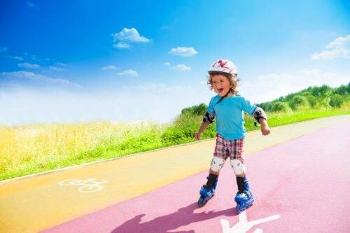 Teaching Children to Inline Skate: Easy Steps to Follow