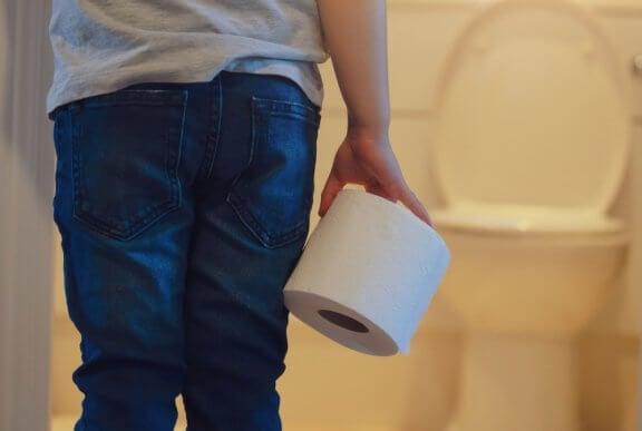 When Children Are Afraid to Go Poop