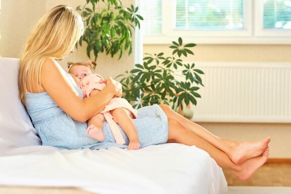 Pillows and Cushions for Breastfeeding