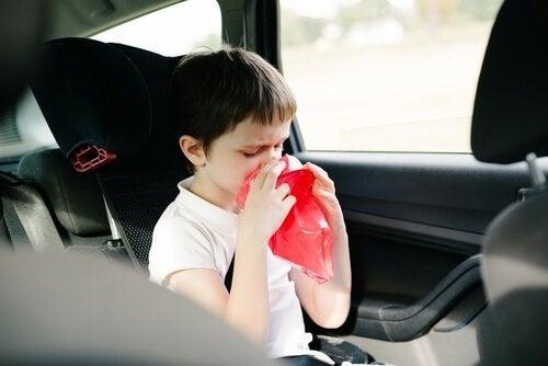 Common Causes of Vomiting in Children