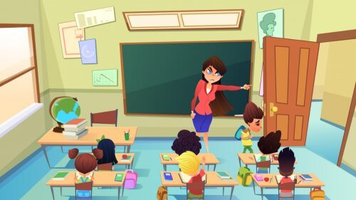 Classroom Punishment and Management