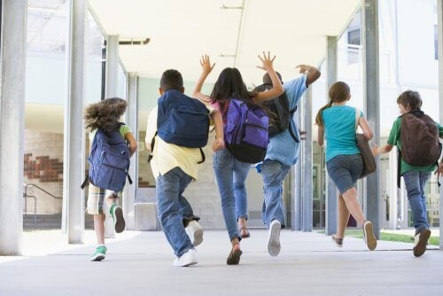 Dealing with Your Child's First Day of High School