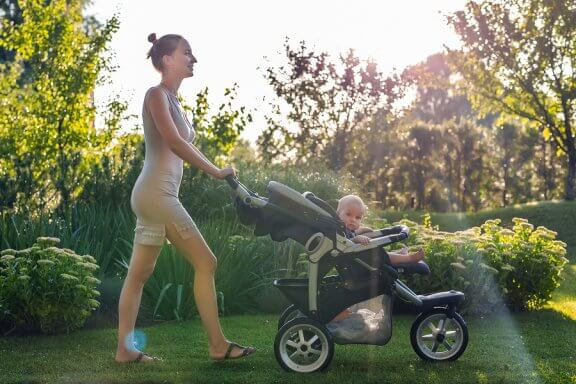 What Types of Strollers Are Available on the Market?