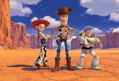 Toy Story: The Toys Come Back to Life
