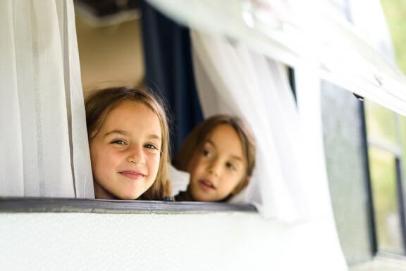 Tips for Traveling in an RV with Children